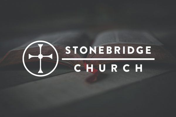 StoneBridge Church Weekly Sermon - November 29, 2020 Image
