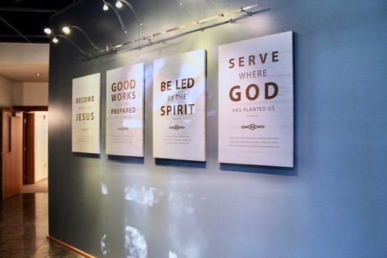 Spring Discipleship Classes