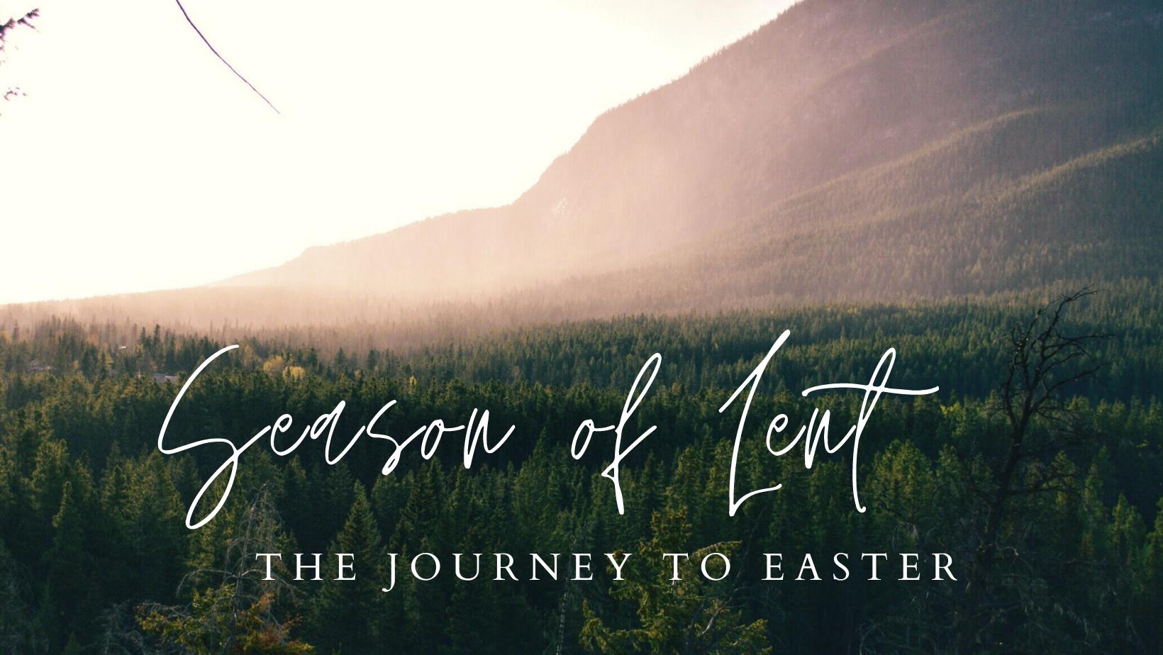 40 Days of Lent Bible Reading Plan