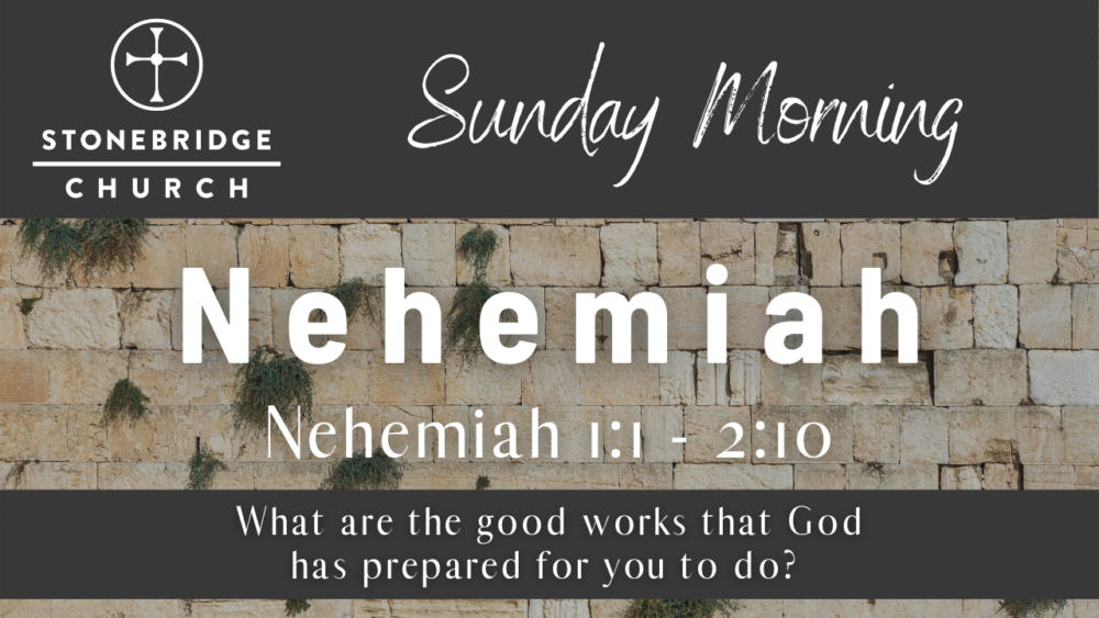 Sunday Morning Service - April 11, 2021 Image