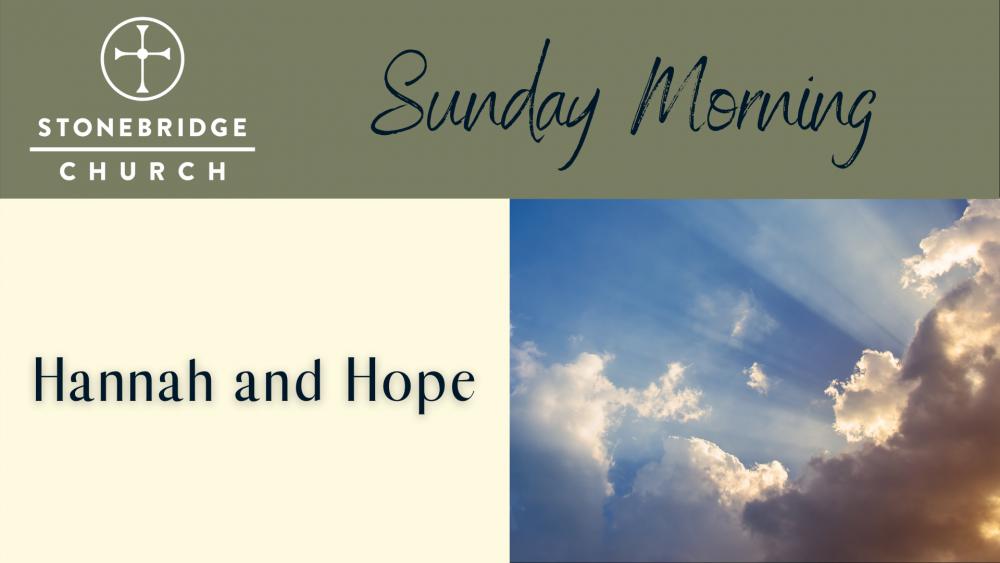 Sunday Morning Service - August 1, 2021 Image